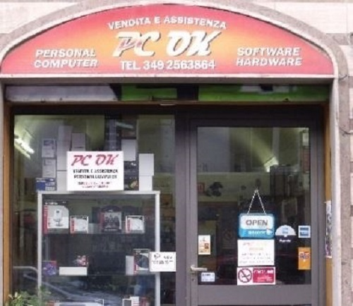 PC OK - Via Mazzini 15/a - 07100 Sassari (SS)40.723818 ...