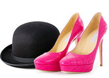 Cappelli e calzature